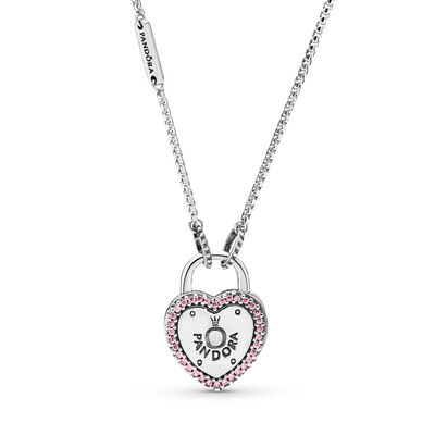 Lock Your Promise Necklace