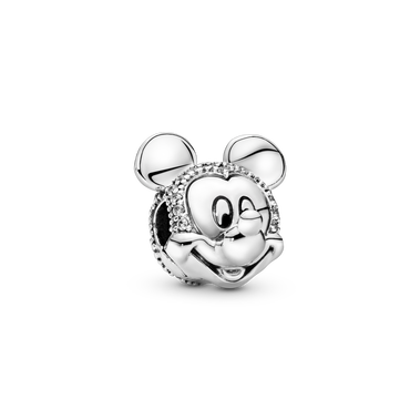 Disney Mickey Mouse Pavé Klemmeled