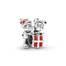 Disney Mickey Mouse & Minnie Mouse Gave Charm