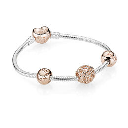 PANDORA Rose Open Your Heart - PANDORA - #DKSE_DROP6_retail39