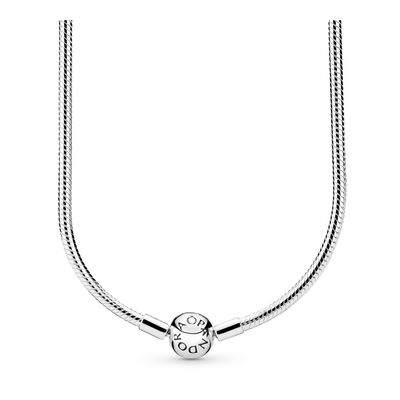 Moments Silver Necklace