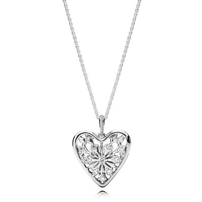 Heart of Winter Necklace