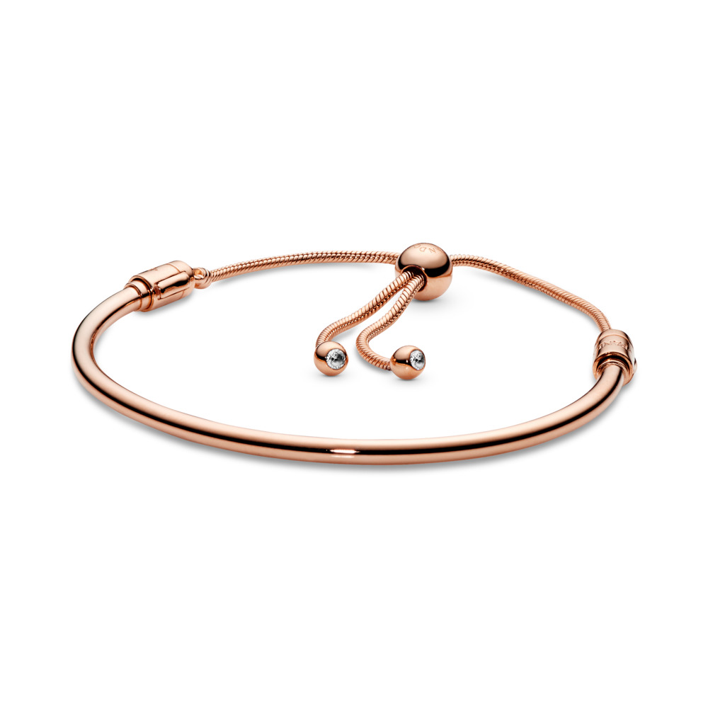 Moments Pandora Rose Sliding Armbånd