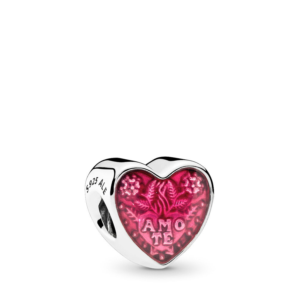 Latin Love Heart