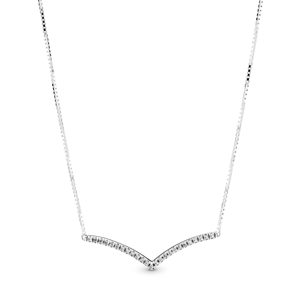 Shimmering Wish Necklace