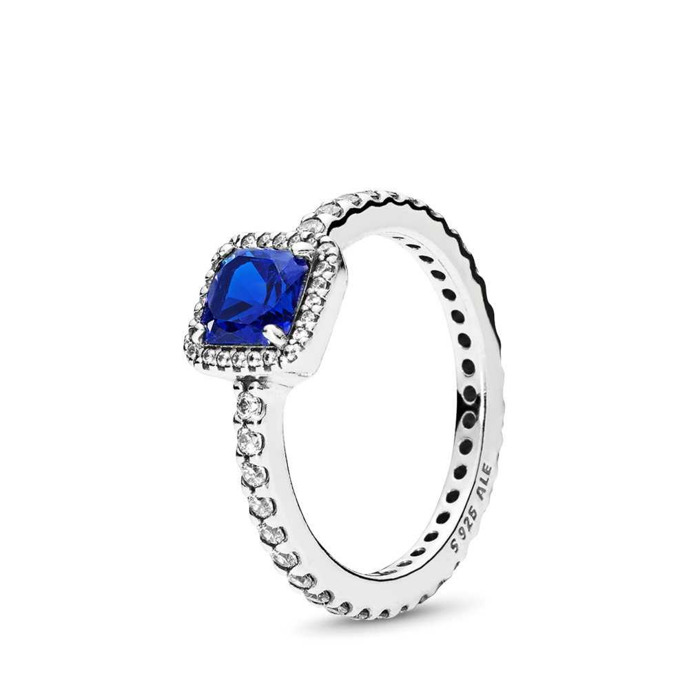 Blue Timeless Elegance, ring